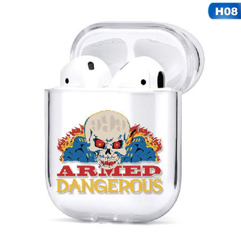 Death Race For Love Air Pods Case