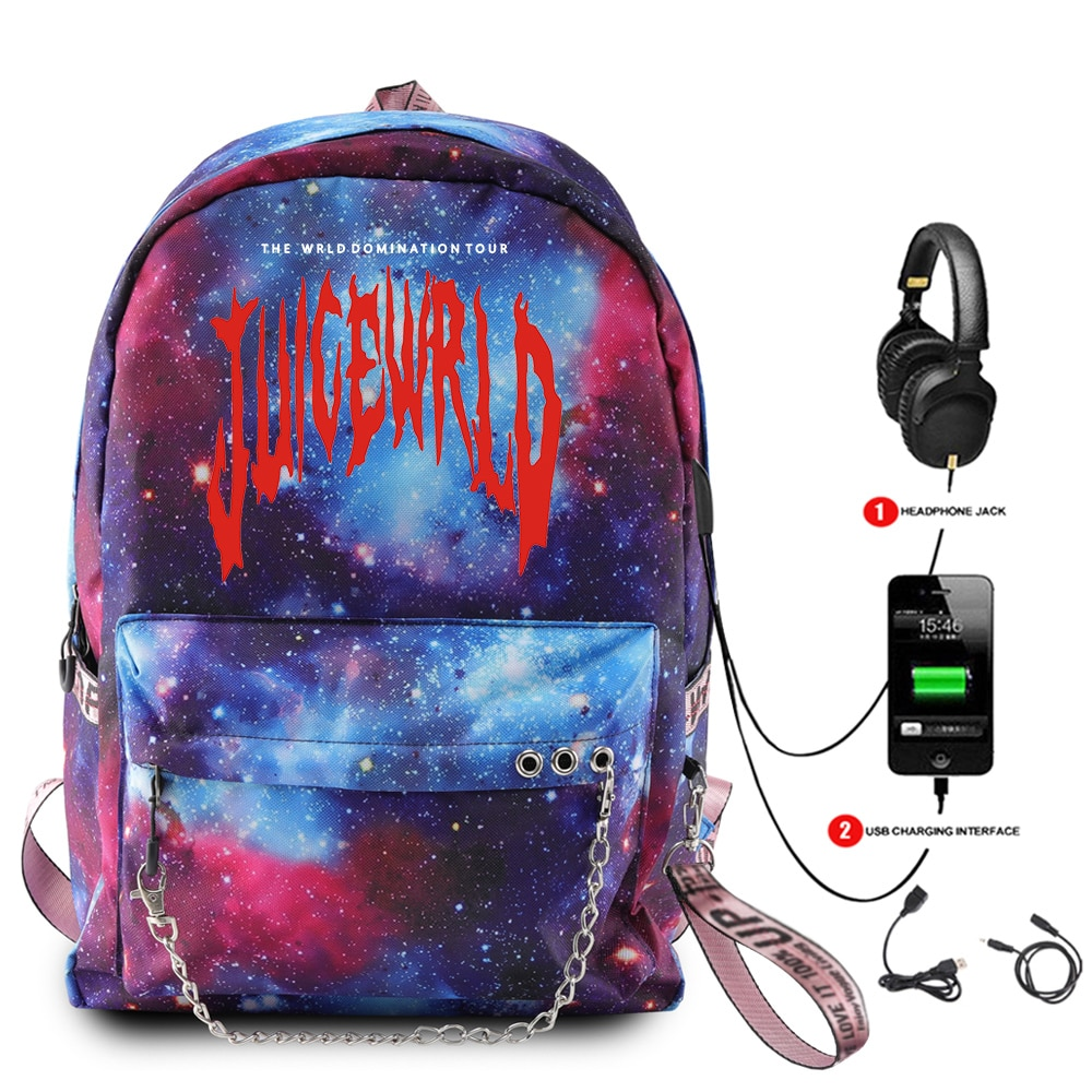 The Wrld Domination Tour Backpack