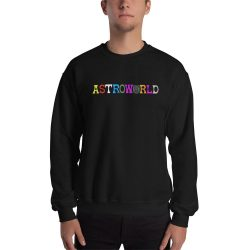 ASTROWORLD Travis Scott Sweatshirt For Men and Women - MillionMerch