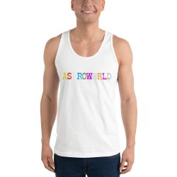 Classic ASTROWORLD Travis Scott tank top (unisex) - MillionMerch