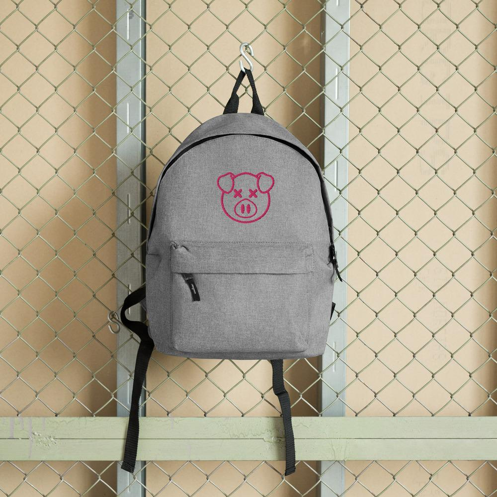 Shane Dowson Embroidered Backpack - MillionMerch