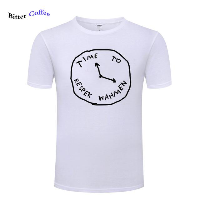 NEW PEWDIEPIE Time To Respect T-Shirt - MillionMerch