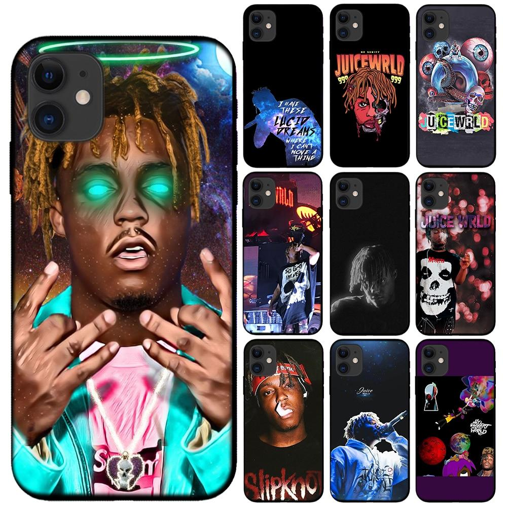 Juice WRLD Soft TPU Phone Case Cover For iPhone - MillionMerch