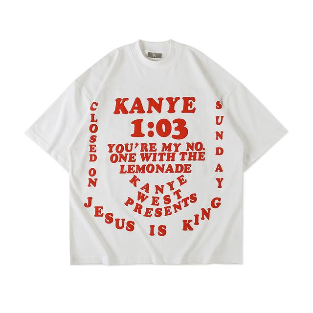 Best Quality Kanye West T-shirt 2020 - MillionMerch