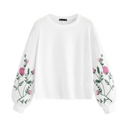 Shawn Mendes O-Neck Long Sleeve Sleeve Printed Pullovers Sweatshirt - MillionMerch