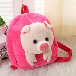 Shane Dawson Pig Shape Plush Backpack Shoulder Bag - MillionMerch