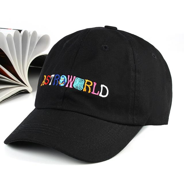 NEW ASTROWORLD embroidery Baseball Caps - MillionMerch
