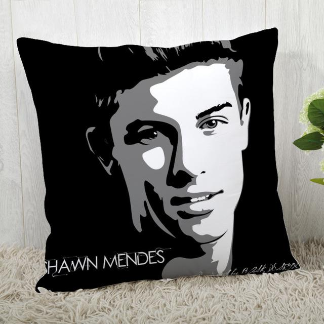 Shawn Mendes Polyester Pillow Case - MillionMerch