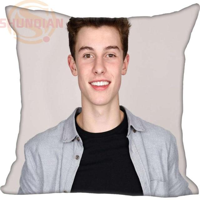 New Shawn Decorative Mendes Pillowcase - MillionMerch