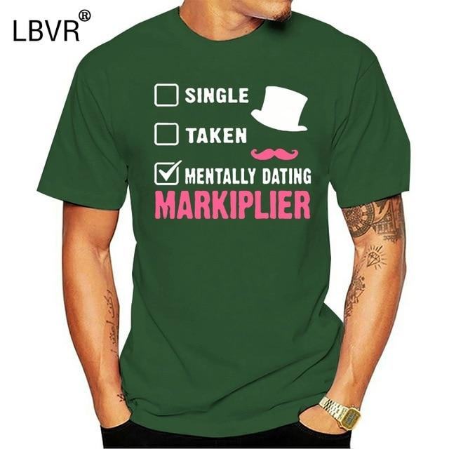 Men's High Quality Markiplier Logo Choose DD.Cat T-Shirt Black - MillionMerch